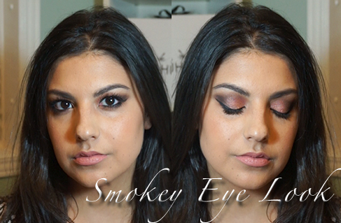Anastasia Beverly Hills Shadow Couture palette smokey eye tutorial