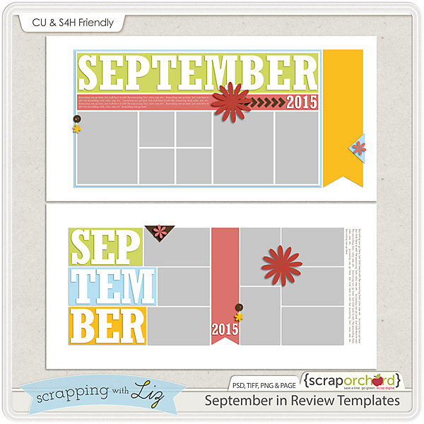 http://scraporchard.com/market/September-in-Review-Digital-Scrapbook-Templates.html