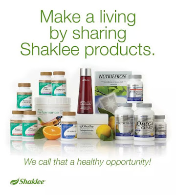 Produk Shaklee Malaysia
