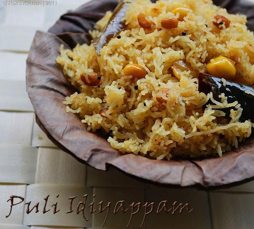 Puli idiyappam