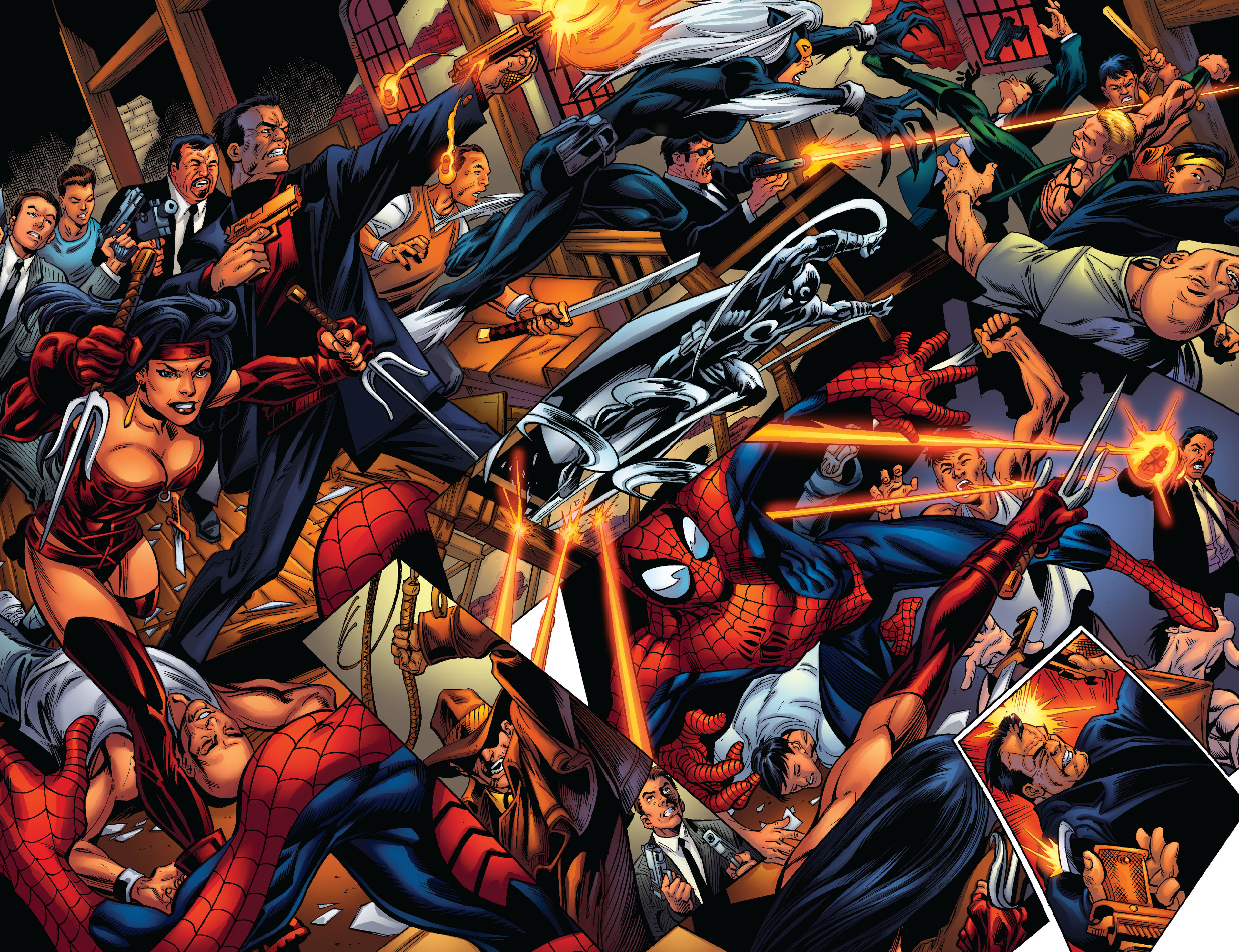 Ultimate Spider-Man (2000) Issue #84 #88 - English 5