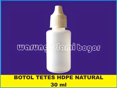 Jual Botol Tetes 30ml Natural