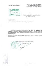 Convocatoria contratación relevista por jubilación parcial, lunes 9 de septiembre a las 10:30 horas