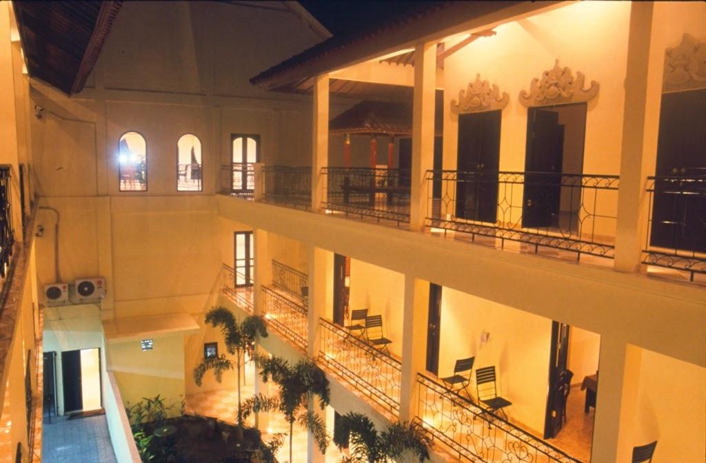Bali Ratu Spa's view
