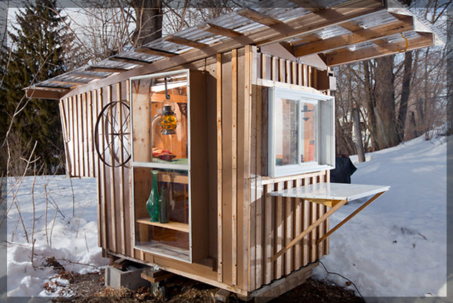Photo Gallery Of Tiny Houses Shelters