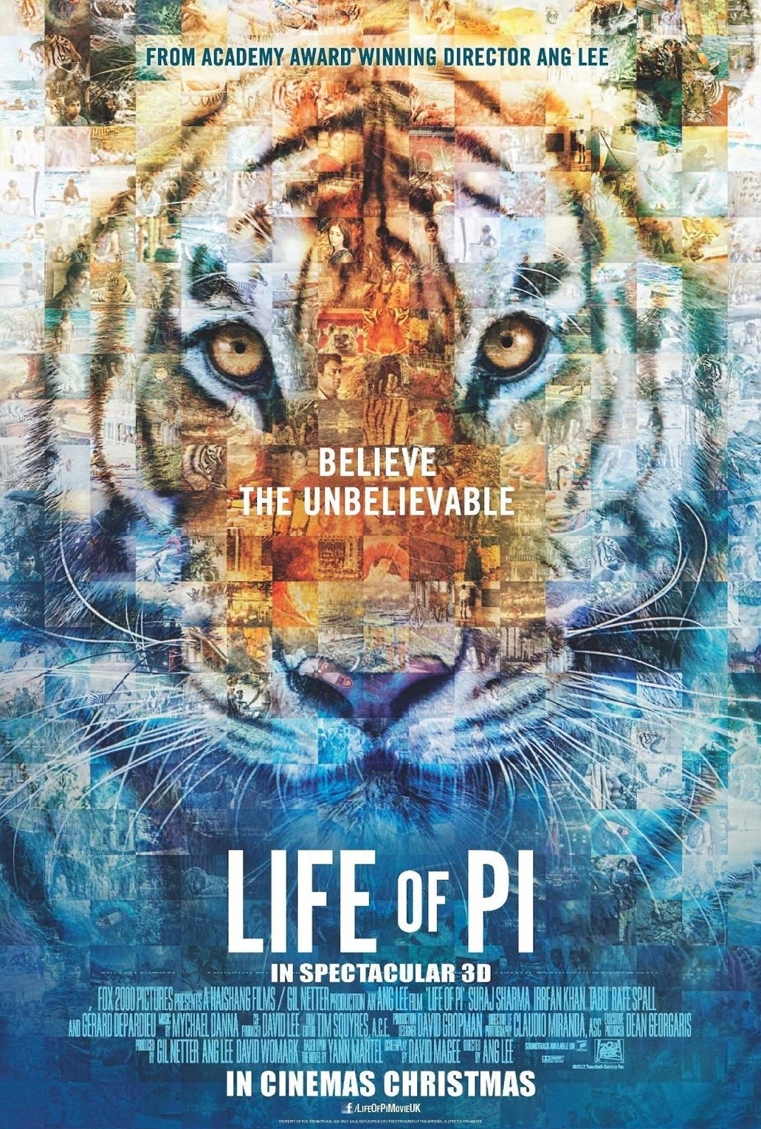 The fine art diner a forest of symbols life of pi and chaos for Life of pi movie analysis