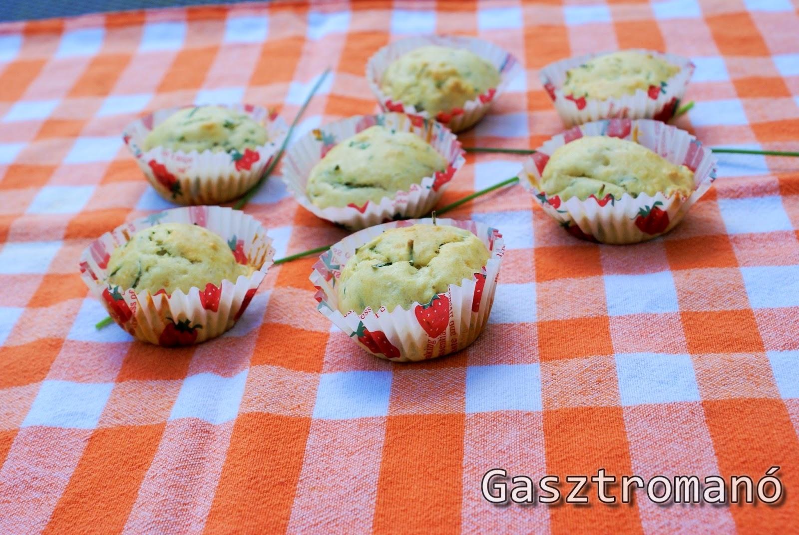 snidlinges sajtos sós muffin recep