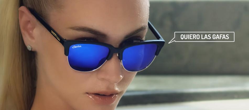 Hawkers Classic - Gafas de sol, Diamond Black Sky