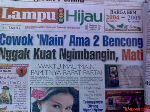 Cerita Lucu Homor ala Makassar