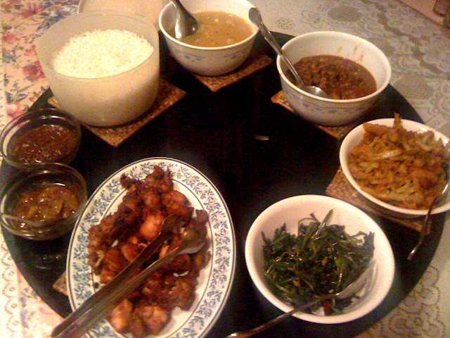 ... Palate - Cooking Made Simple : In search of magic on a plate - Nepal