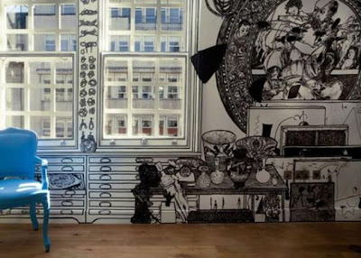 Amazing Marker Wall Art Seen On www.coolpicturegallery.us