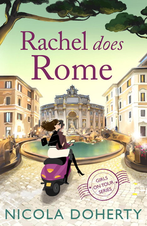 Rachel does Rome by Nicola Doherty Illustration Adrian Valencia