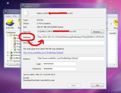 cara melanjutkan download idm