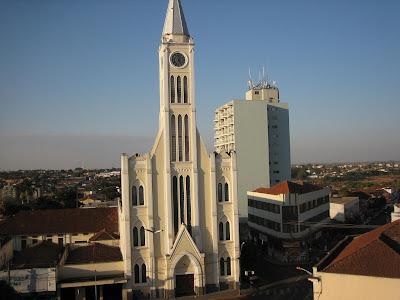 Igreja Matriz de Birigui - Um Asno
