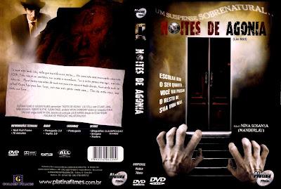 Noites de Agonia DVD Capa