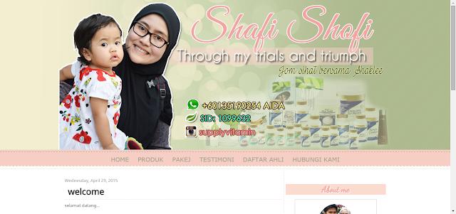 Full edit blog kak Aida