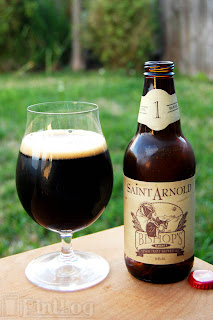 Saint Arnold Bishop's Barrel No. 1