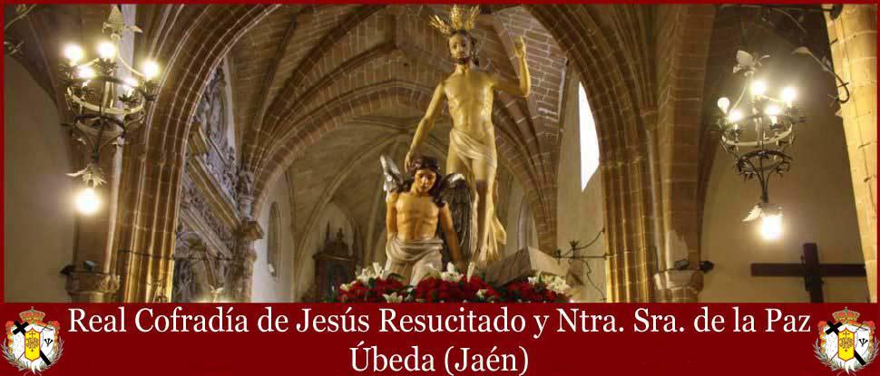 REAL COFRADÍA DE JESÚS RESUCITADO Y NTRA. SRA. DE LA PAZ