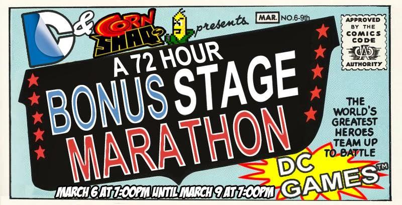 Bonus Stage Marathons