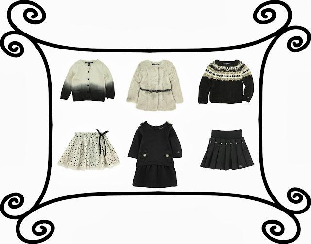 lili gaufrette moda niña otoño-invierno 2013