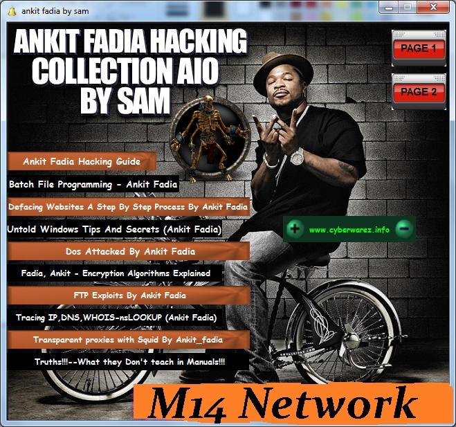 Free Download Ankit Fadia Ebook ~ Computer Tips and Hack