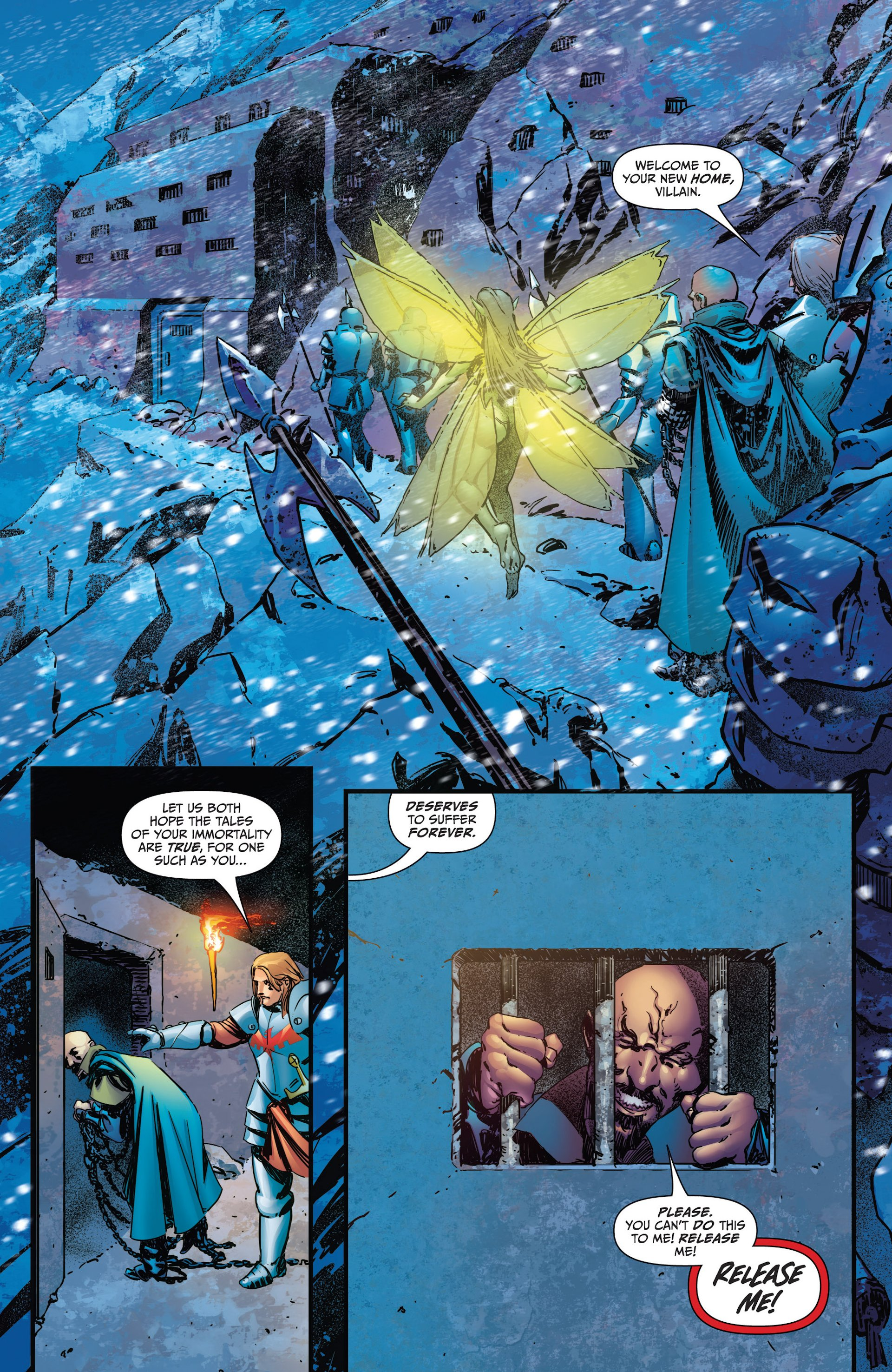 Grimm Fairy Tales (2005) Issue #95 #98 - English 15