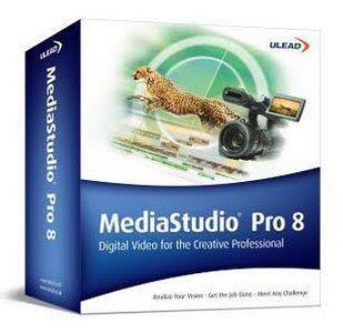 Ulead MediaStudio Pro 8.10.0039 (Rus/Eng) Poratble. Скачать бесплатно TS P