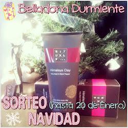 """Sorteo en el blog """"Belladona Durmiente"""""""