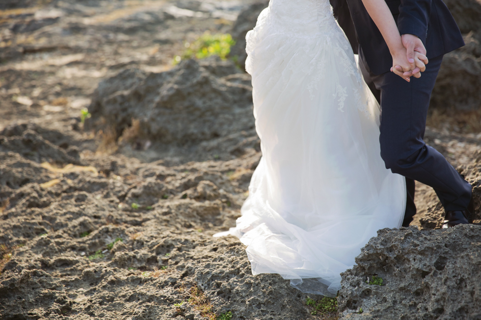 沖繩,沖繩婚紗,海外婚紗,自助婚紗,焱木攝影