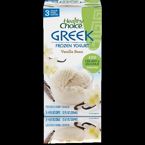 yogurt as healthy choice Buy healthy choice frozen greek yogurt (4 oz cups, 12 ct) : ice cream & desserts at samsclubcom.