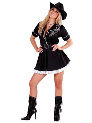 Rodeo-kjole