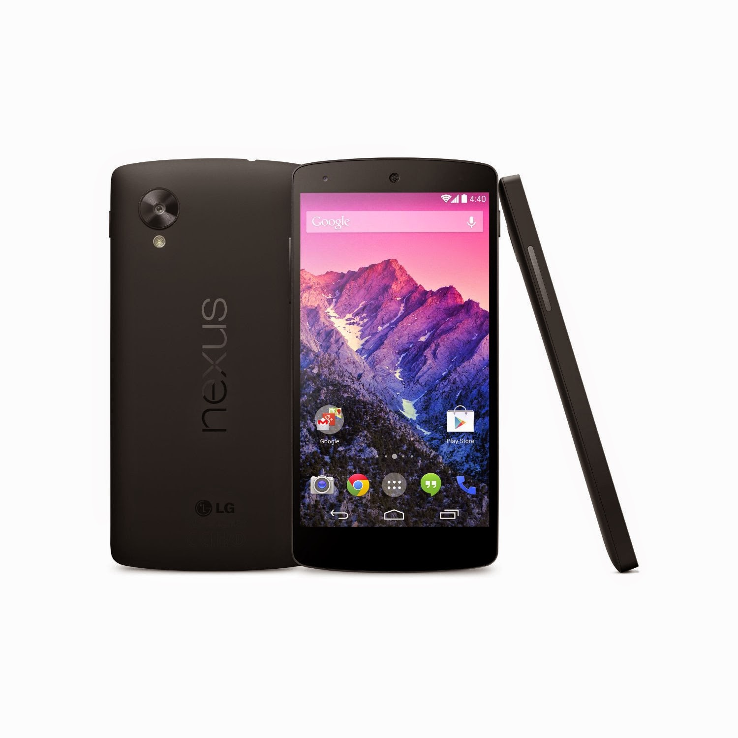 LG Nexus 5 Smartphone - 16GB, UK Version (Black)