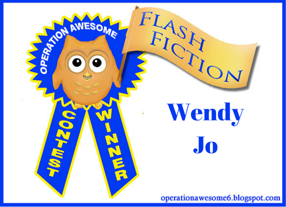 Flash Fiction Winner