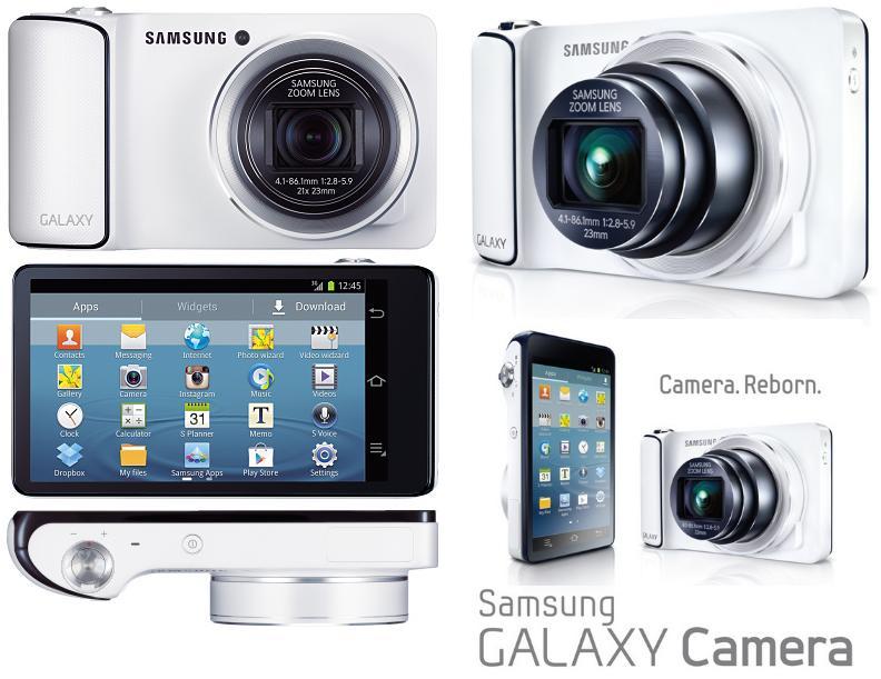 Galaxy Camera Gc100 Kamera Dengan Os Android Jelly Bean Samsung Galaxy