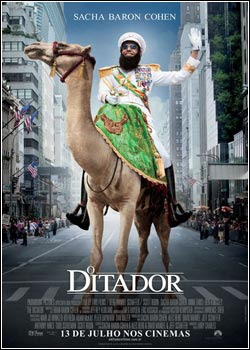 Download - O Ditador - Legendado (2012)