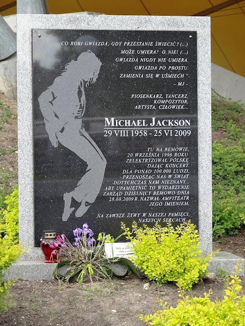 Amfiteatr Bemowo im. Michaela Jacksona w Parku Górczewska