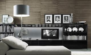 Ambientes de sala modernos