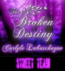 Carlyle Labuschagne Street Team