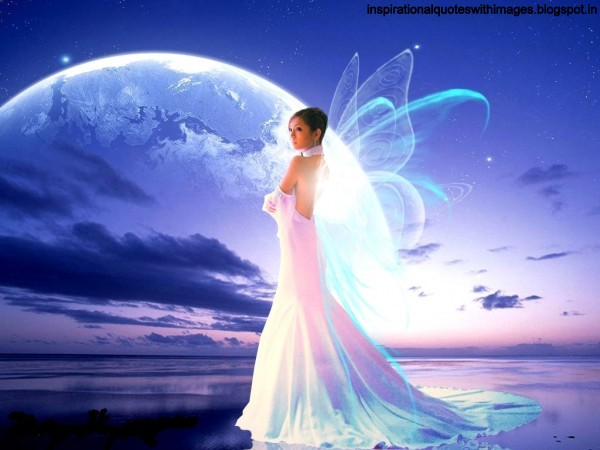 lovely angel image