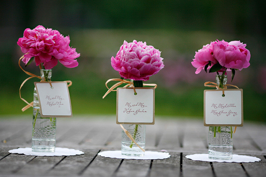 Peony wedding centerpieces popular hairstyles