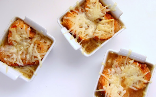 French Onion Soup Pressure Cooker Recipe