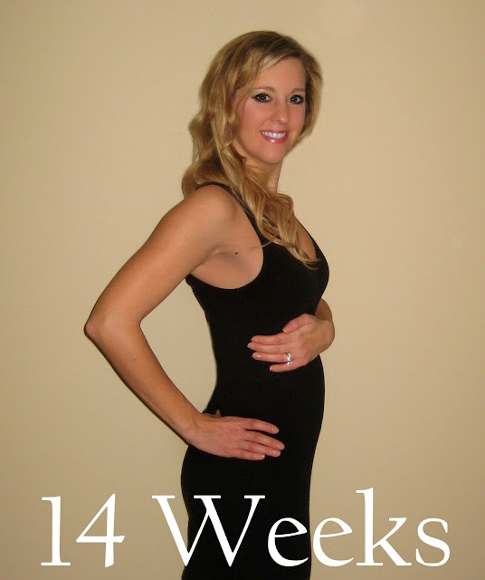 14 weeks pregnant belly size lemon baby bump picture
