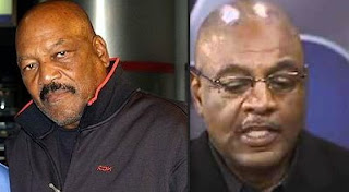 Jim Brown And Reggie Rucker On Football Reporters BTR Tonight