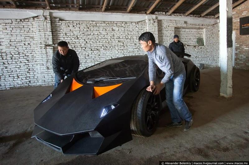 All That Glitters Is Not A 2 Million Lamborghini Volvorghini