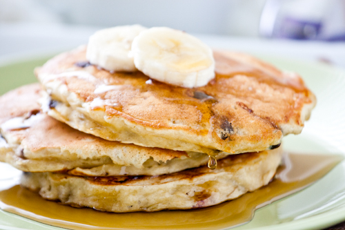 The Perfect Brunch Treat: Banana Pancakes photo 1