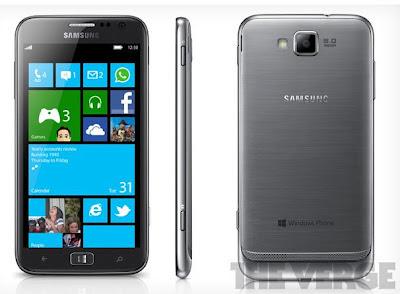Samsung-Ativ-S WP 8 Device photos