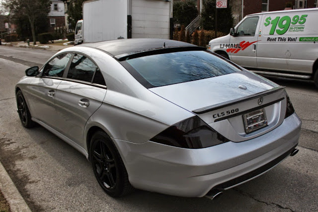 mercedes w219 cls tuning