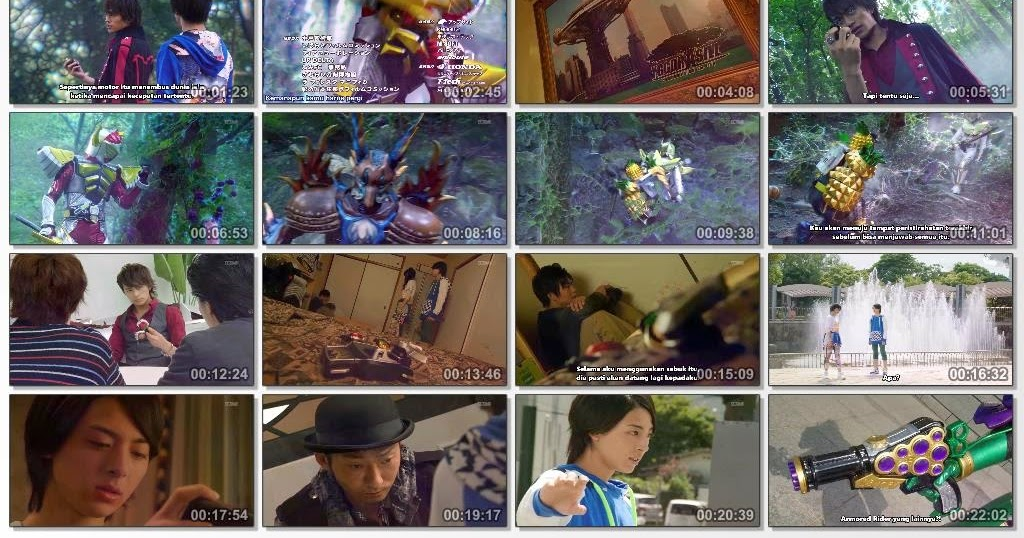 download kamen rider gaim episode 12 subtitle indonesia lecteur
