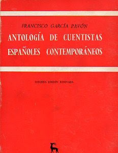 Antología de Cuentistas Españoles Contemporáneos