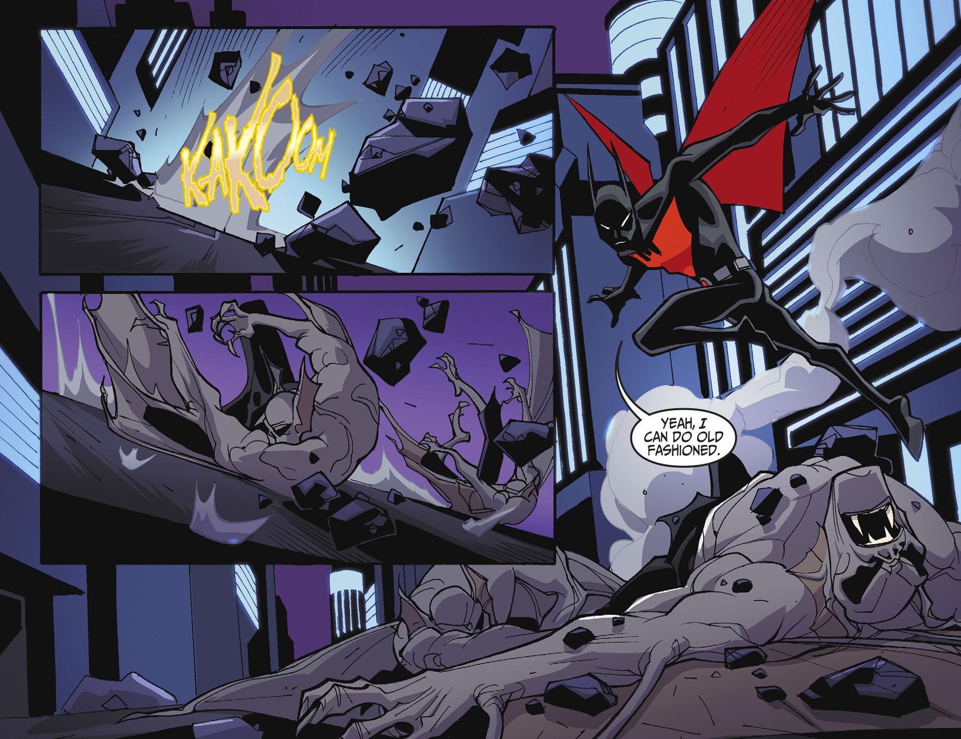 Batman Beyond 2.0 #12 #29 - English 12